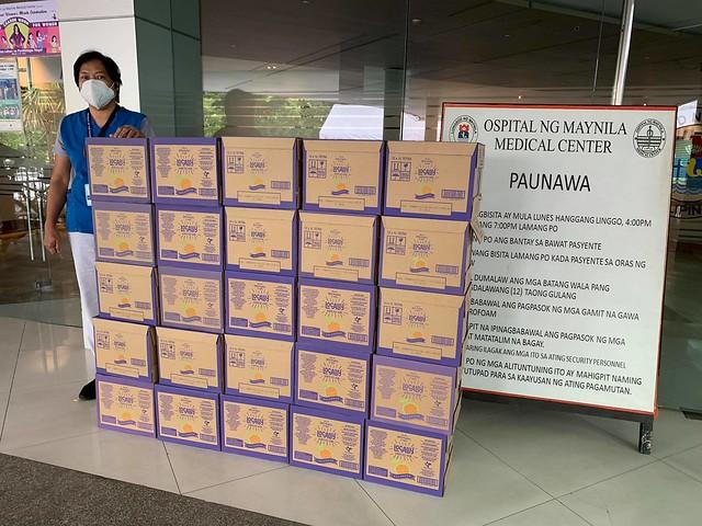 Ospital Ng Maynila_25 boxes