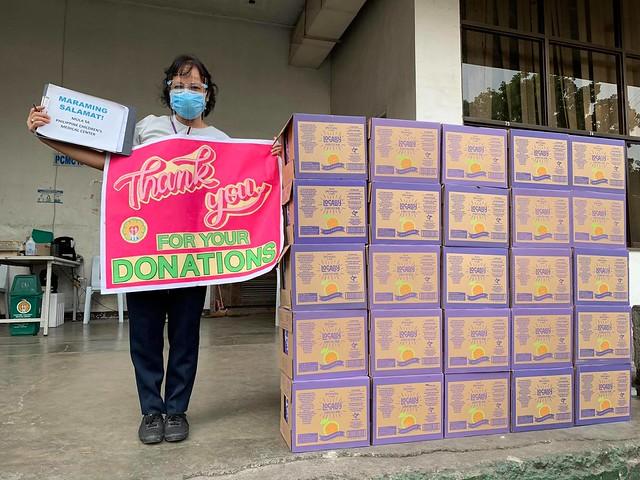 Philippine Children's Medical Center_25 boxes