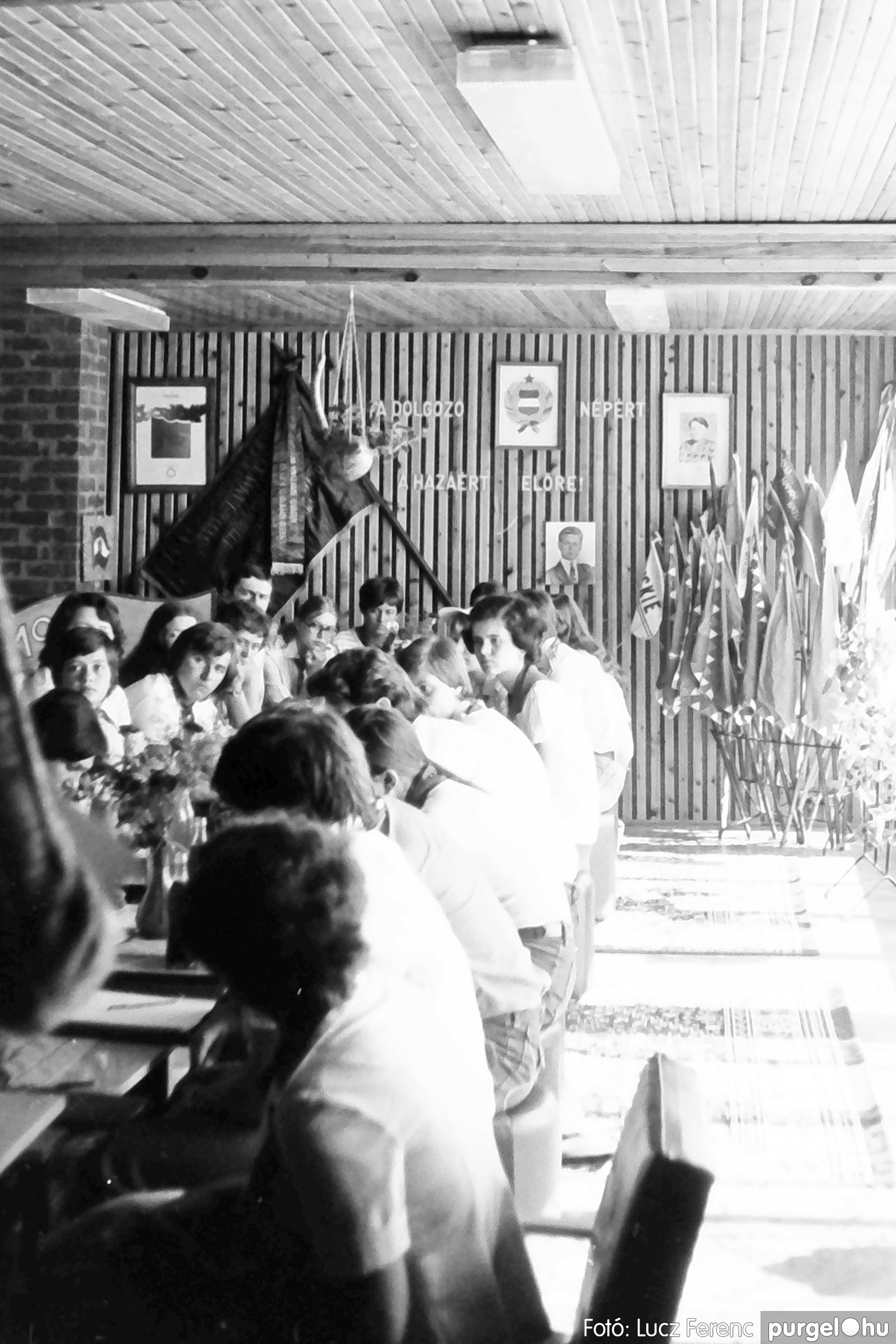 117. 1978. V. Országos ifjúvezetői találkozó 024. - Fotó: Lucz Ferenc.jpg