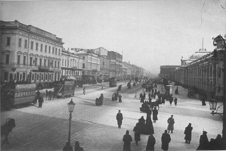 1901. Невский проспект