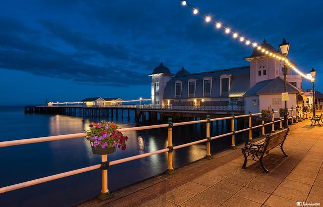 Penarth pier and pavilion