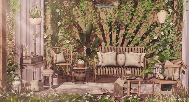 My Garden Hideaway.