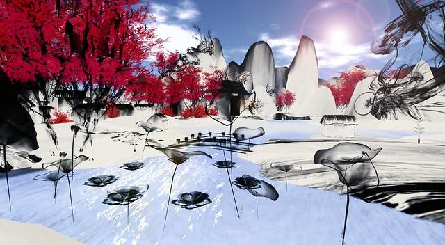 Ling Xiao Long - Painting a Dragon