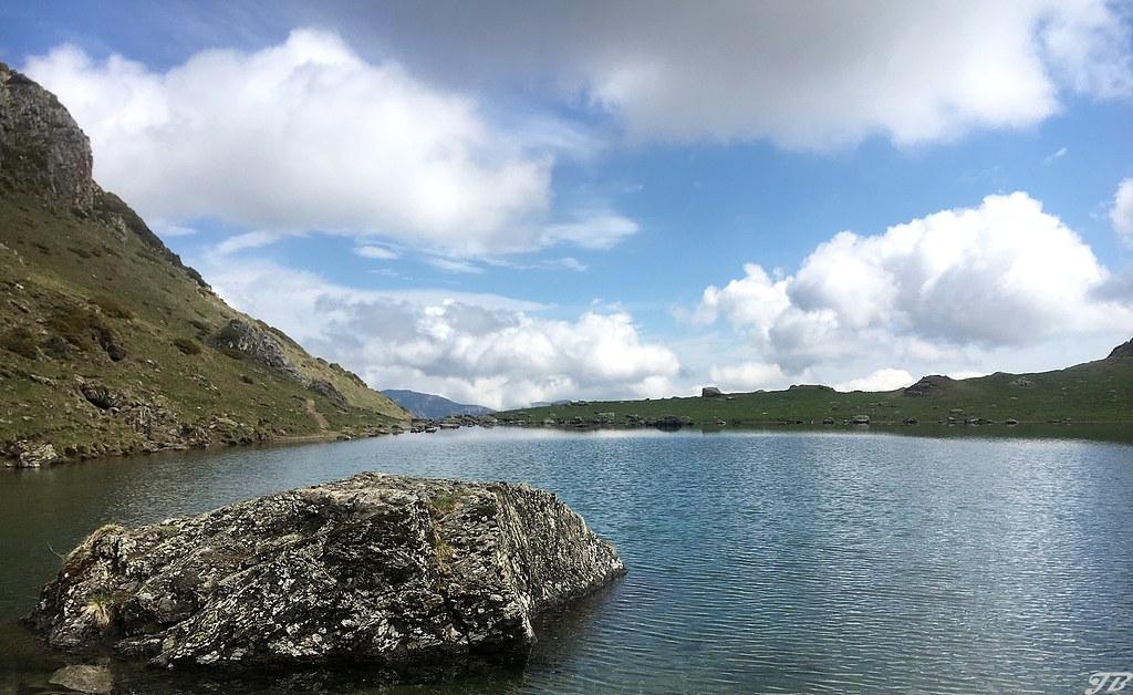 Lac d'Arou  -  4 mai 2021