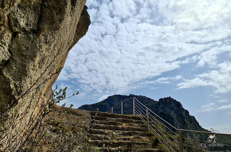 Ruinas del Castillo de Santa Marta en Pancorbo (2)