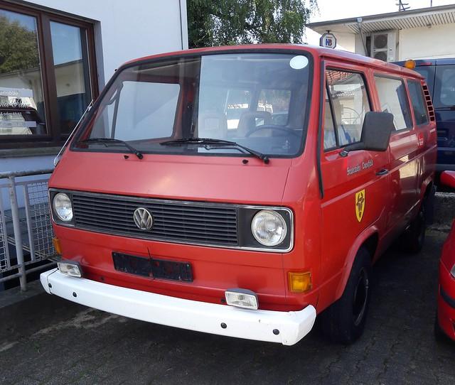 VW T3 - ex FW Coesfeld