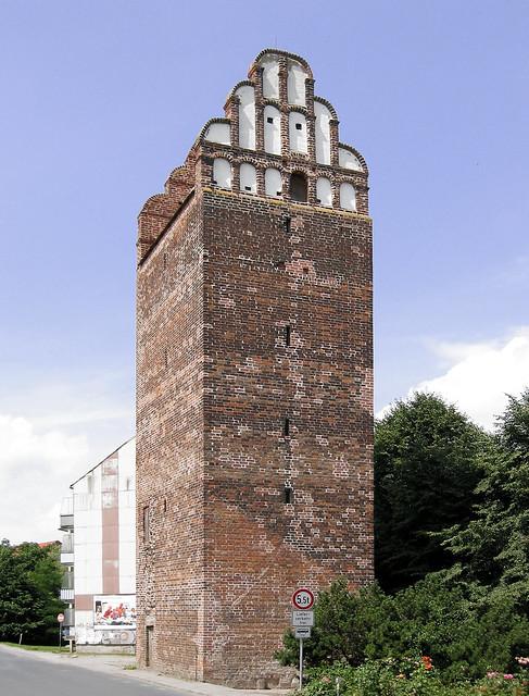 Malchin - Fangelturm