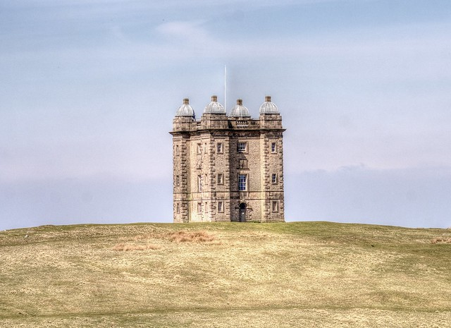 Lyme Cage. Lyme Park, Cheshire