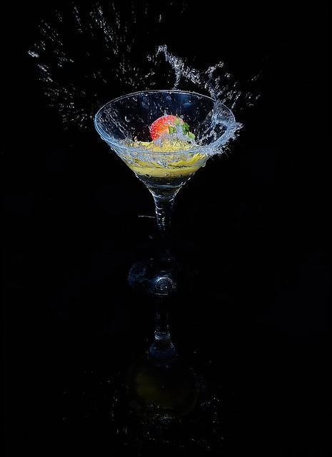 Strawberry & Lemon Splash