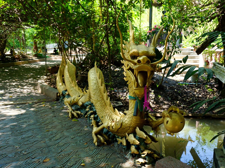 Wat Sam Phran Bangkok