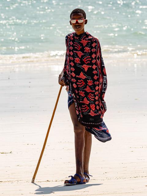Masajowie z Zanzibaru