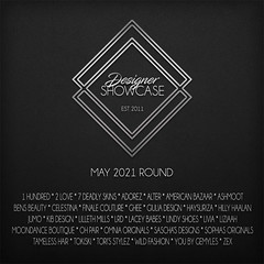 Designer Showcase -May Round- 2021
