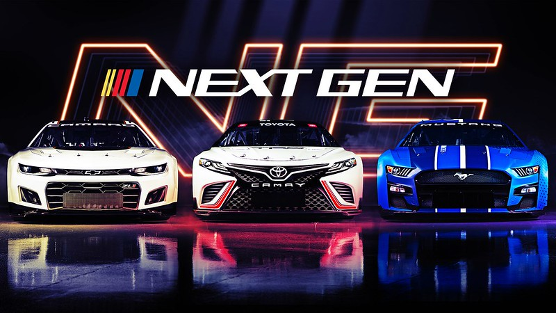 iRacing Next Gen NASCAR