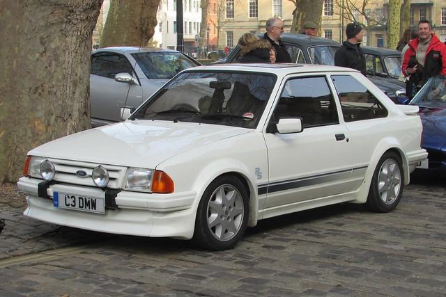 Ford Escort RS Turbo C3DMW