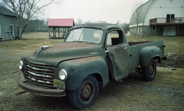 Studebaker Pick Up