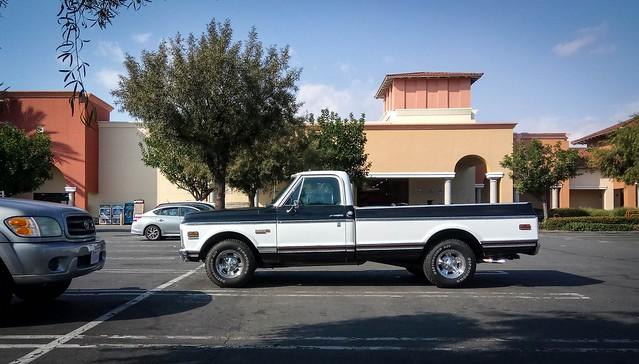 Chevrolet  C10 Pickup Truck in Brea