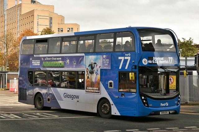 33392   SK19 EOC   First Glasgow