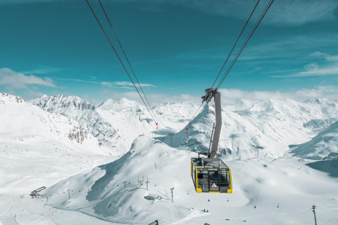 Sezóna 20/21: jarní lyžování ve Švýcarsku a v Rakousku