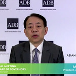 54th ADB Annual Meeting: Governors' Business Session