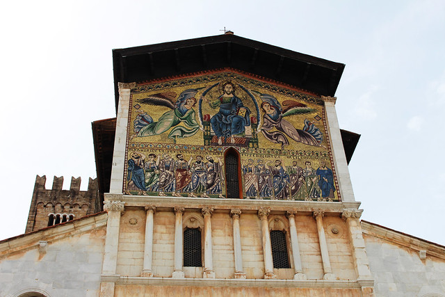 🇮🇹 San Frediano Church in Lucca / Църквата Сан Бернандино в Лука