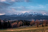 Morning with a View of the Belianske Tatry