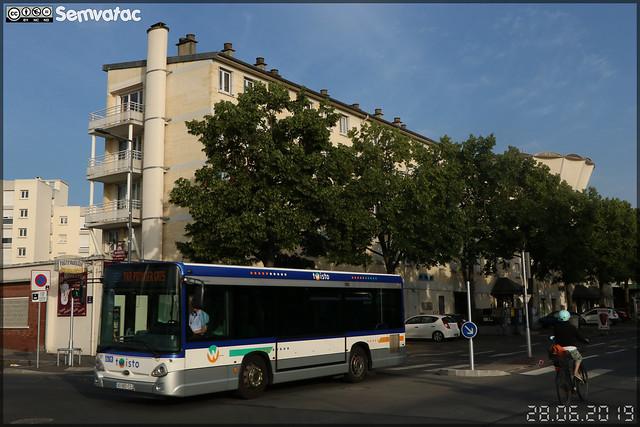 Heuliez Bus GX 127 – Keolis Caen Mobilités / Twisto n°97