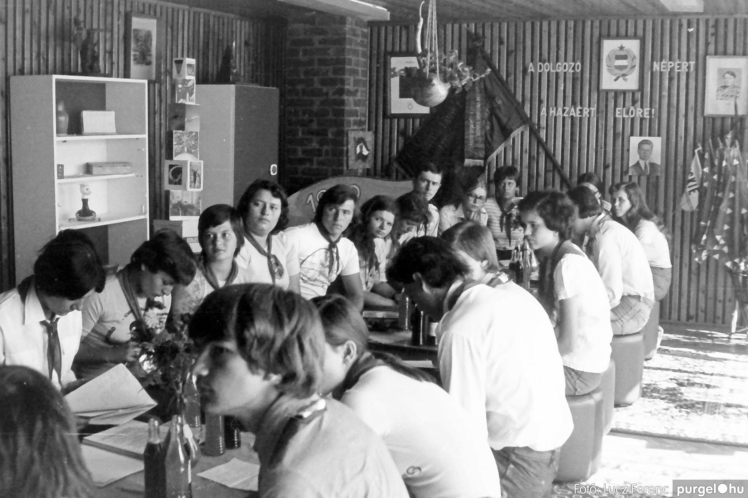 117. 1978. V. Országos ifjúvezetői találkozó 022. - Fotó: Lucz Ferenc.jpg