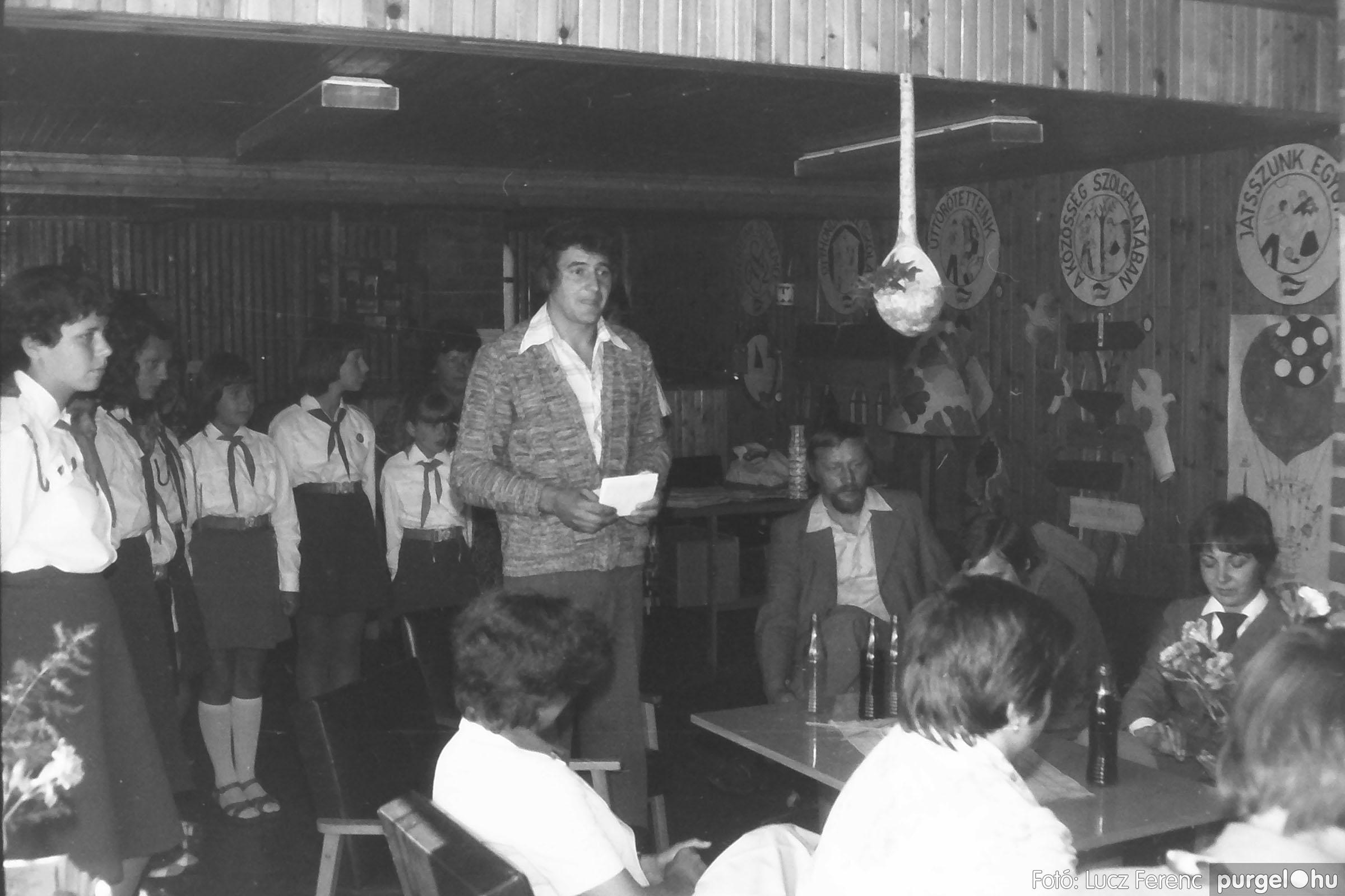 117. 1978. V. Országos ifjúvezetői találkozó 019. - Fotó: Lucz Ferenc.jpg