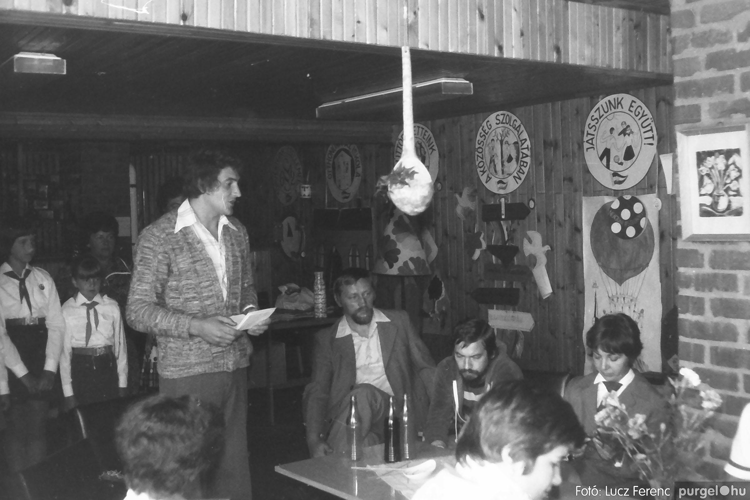 117. 1978. V. Országos ifjúvezetői találkozó 018. - Fotó: Lucz Ferenc.jpg