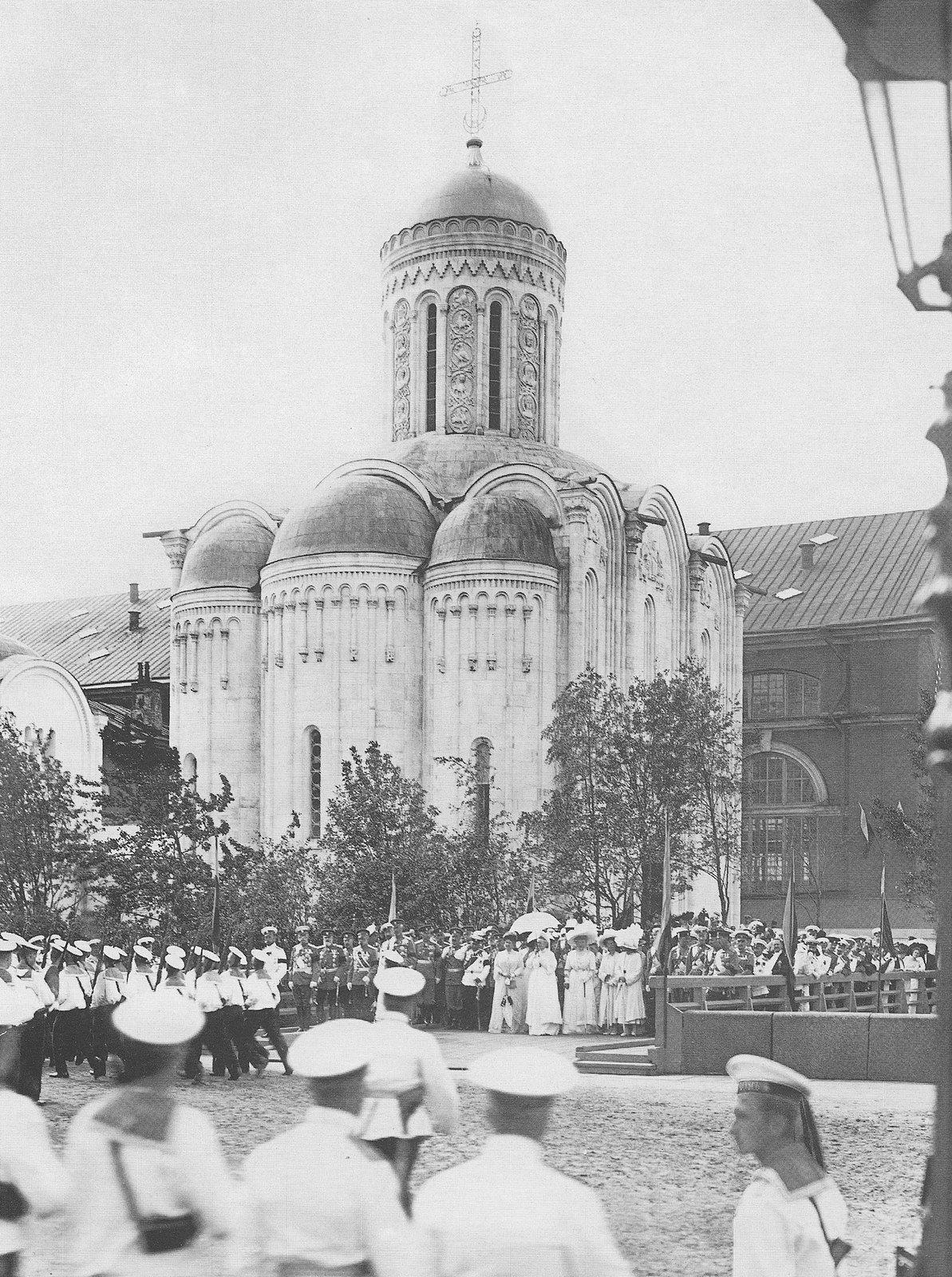 1911. Храм Спас-на-водах