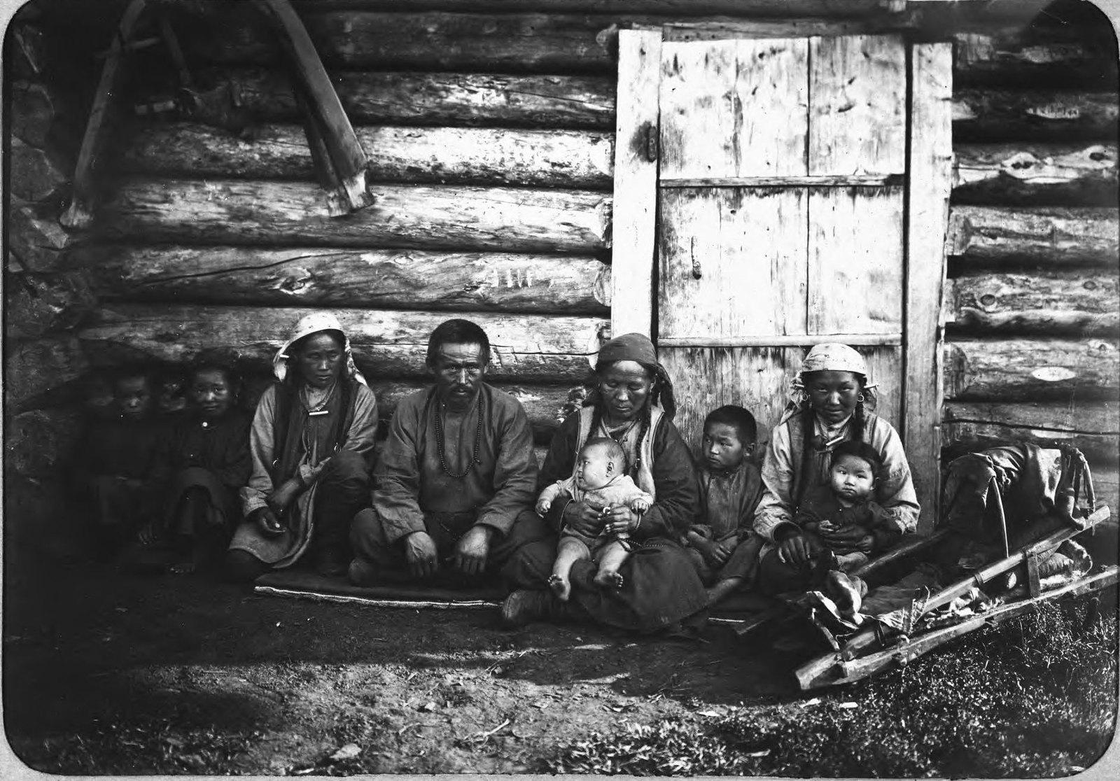 Семейство якута