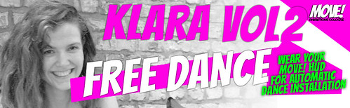 """NEW FREE GIRLS Dance from """"Klara VOL2"""" OUT @ MOVE!"""