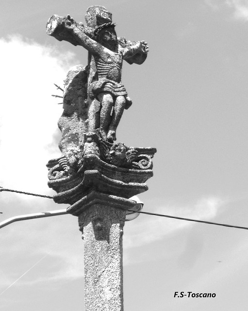 Cruceiro de Baamonde. S. XVIII. Lugo.