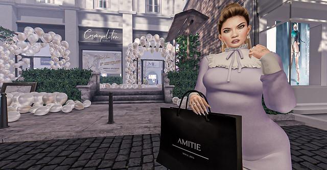 43 Free Gifts @ Cosmopolitan!!! Yippee!! Shopping before class XDD