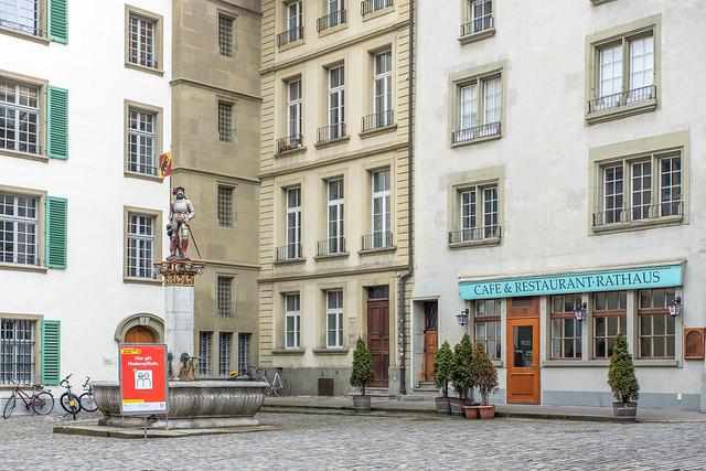 Rathausplatz, Berne