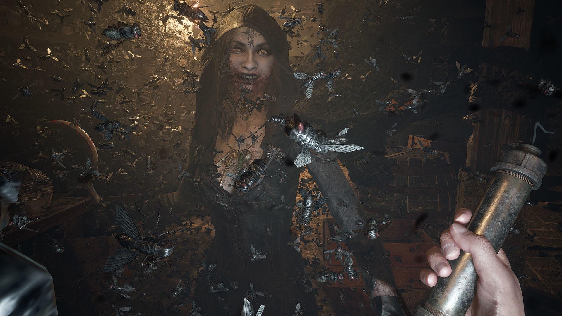 Resident Evil Village Dimitrescu guida