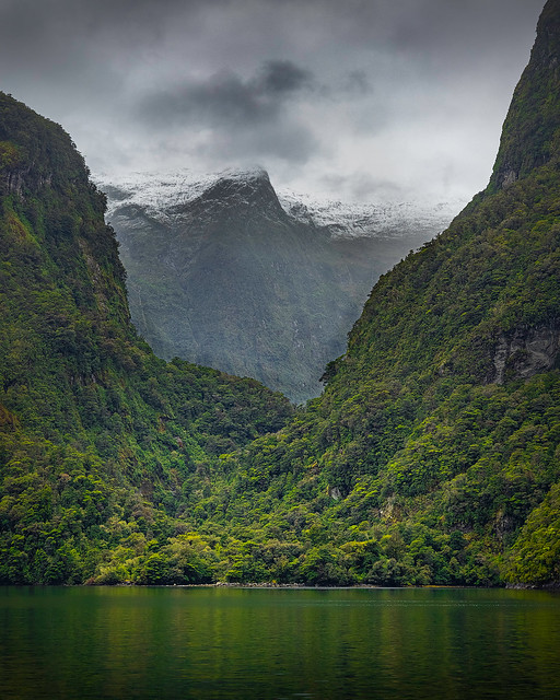 Glacier Shaped Valleys, Doubtful Sound