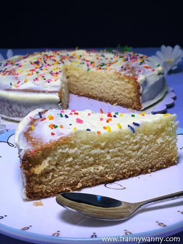 holiday inn diy cake 3
