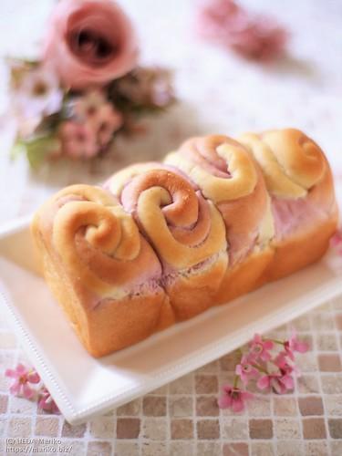 桜酵母の薔薇パン 20210501-IMG_7366 (3)