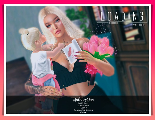 {L.P} Mothers Day