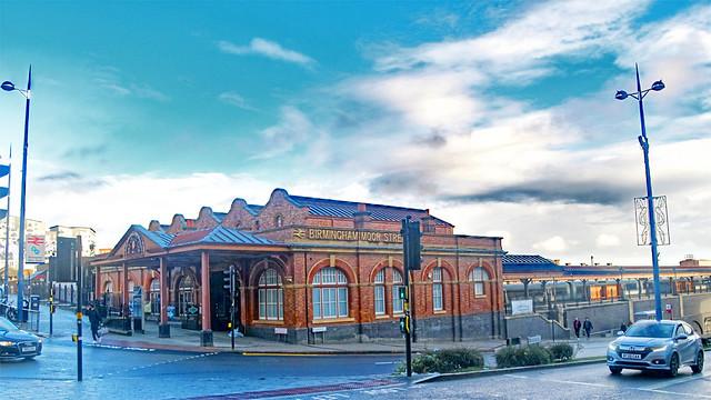 Moor Street Station