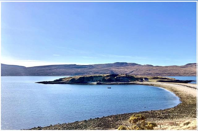 Loch Eriboll on the NC500