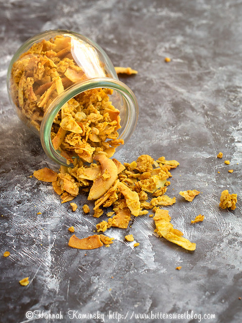 Curried Granola