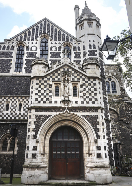 St Bartholomew the Great, London