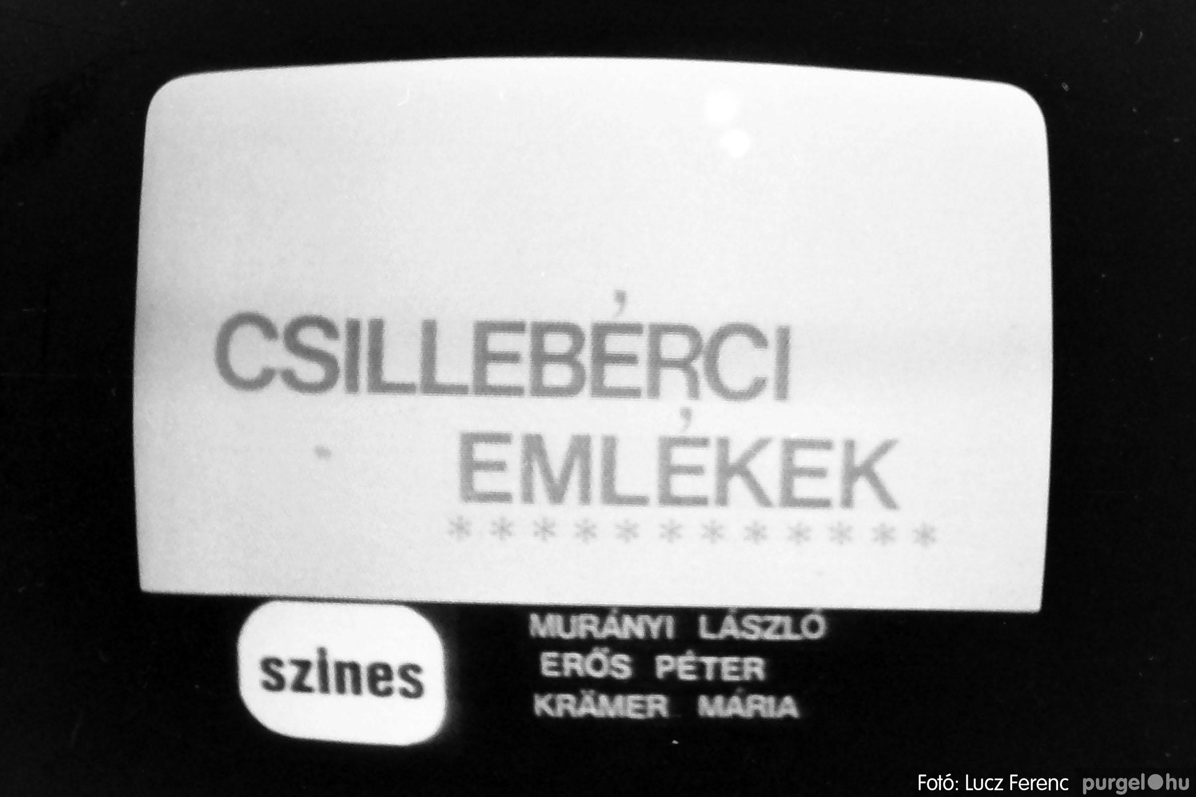 114, 115. 1978. Csillebérci emlékek 001. - Fotó: Lucz Ferenc.jpg
