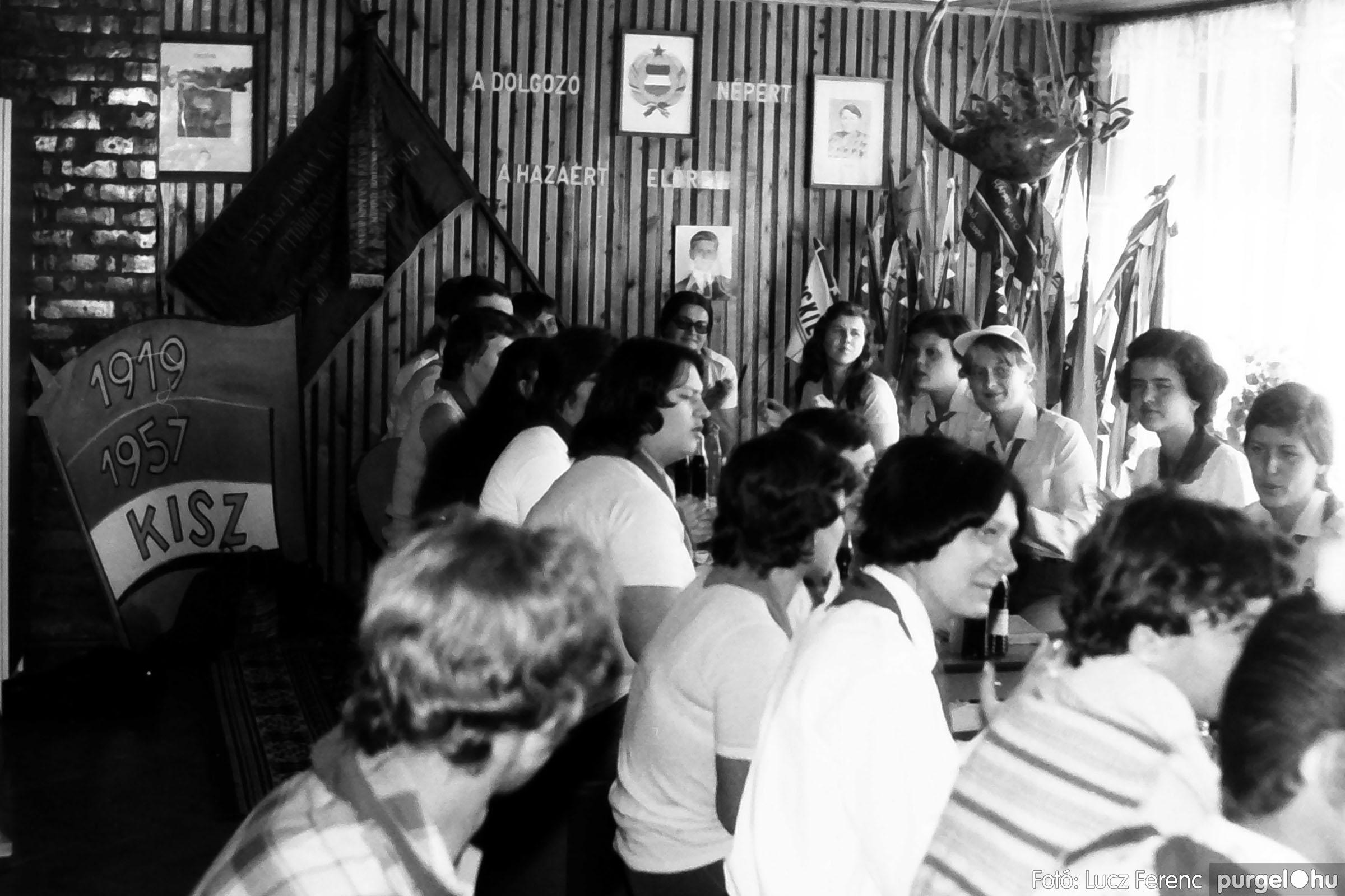 117. 1978. V. Országos ifjúvezetői találkozó 014. - Fotó: Lucz Ferenc.jpg