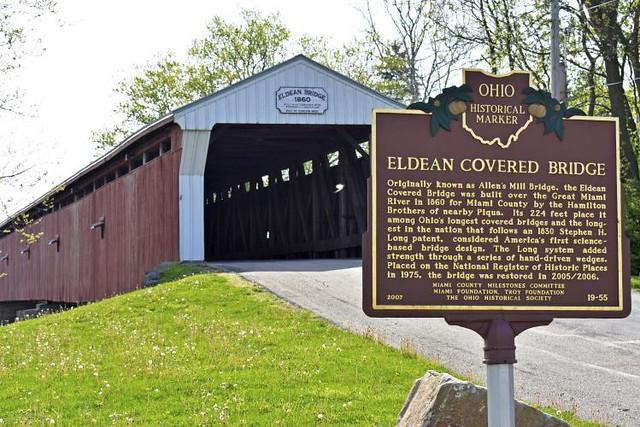 Eldean Covered Bridge