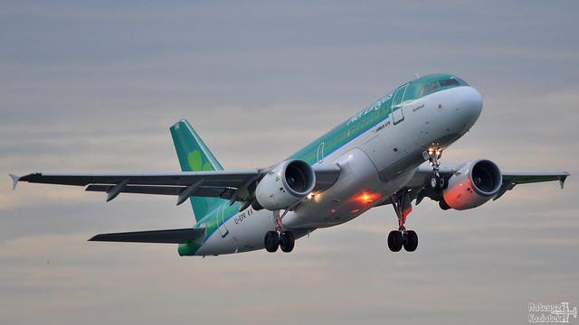 Aer Lingus 🇮🇪 Airbus A319-100 EI-EPR