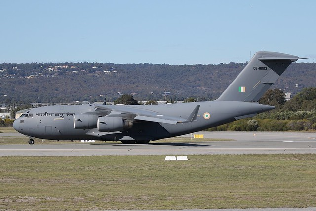 CB-8003 Indian Air Force Boeing C17-A Globemaster III