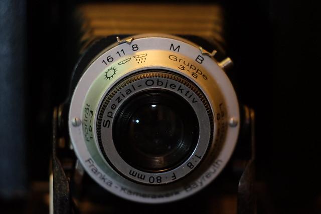 lens van de Franka Solida (1958)